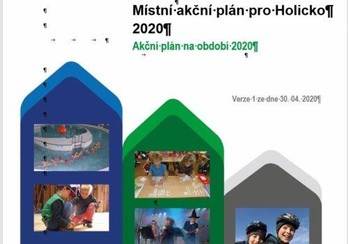 Dokumentace Místního akčního plánu vzdělávání k připomínkování