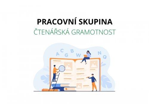 Pozvánka na 12. setkání PS čtenářská gramotnost
